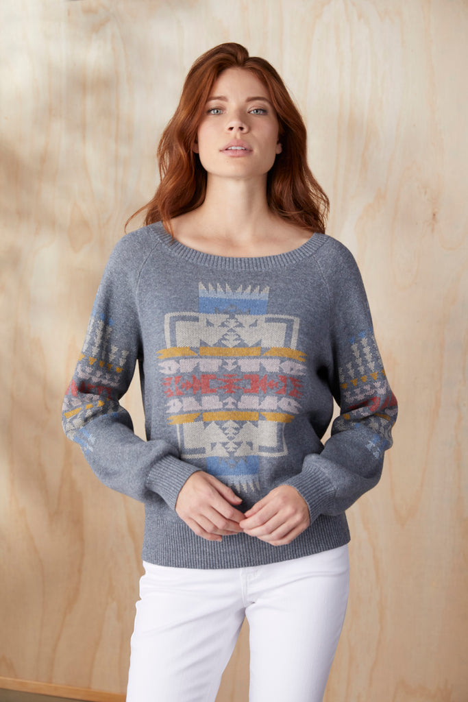 West Beach Cotton Sweater