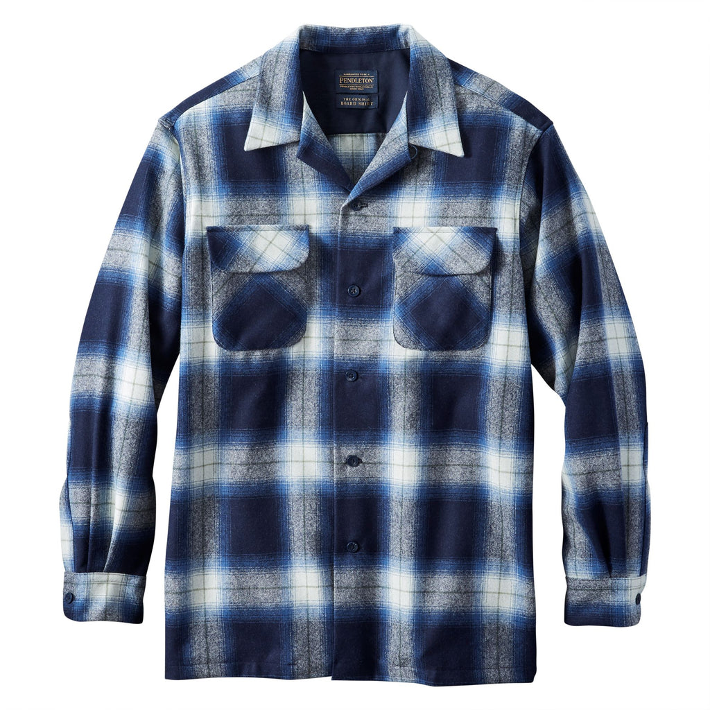 Navy/Bright Blue Plaid  - 32270