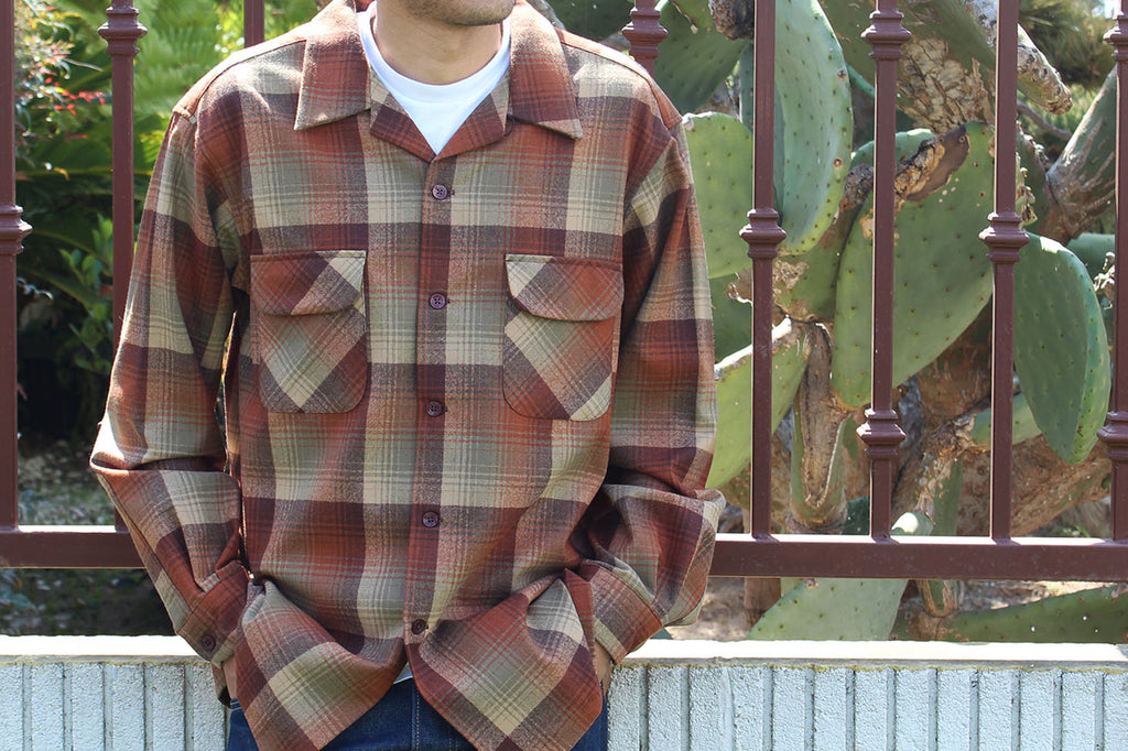 Fitted Board Shirt RA072 XXL