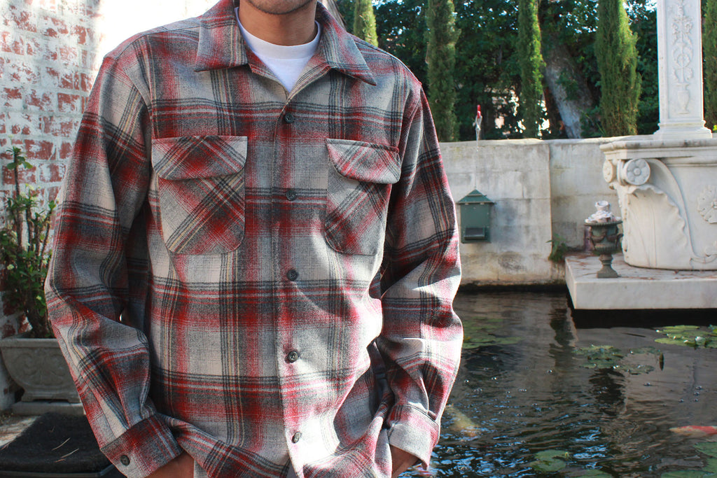 Red Plaid - 32370
