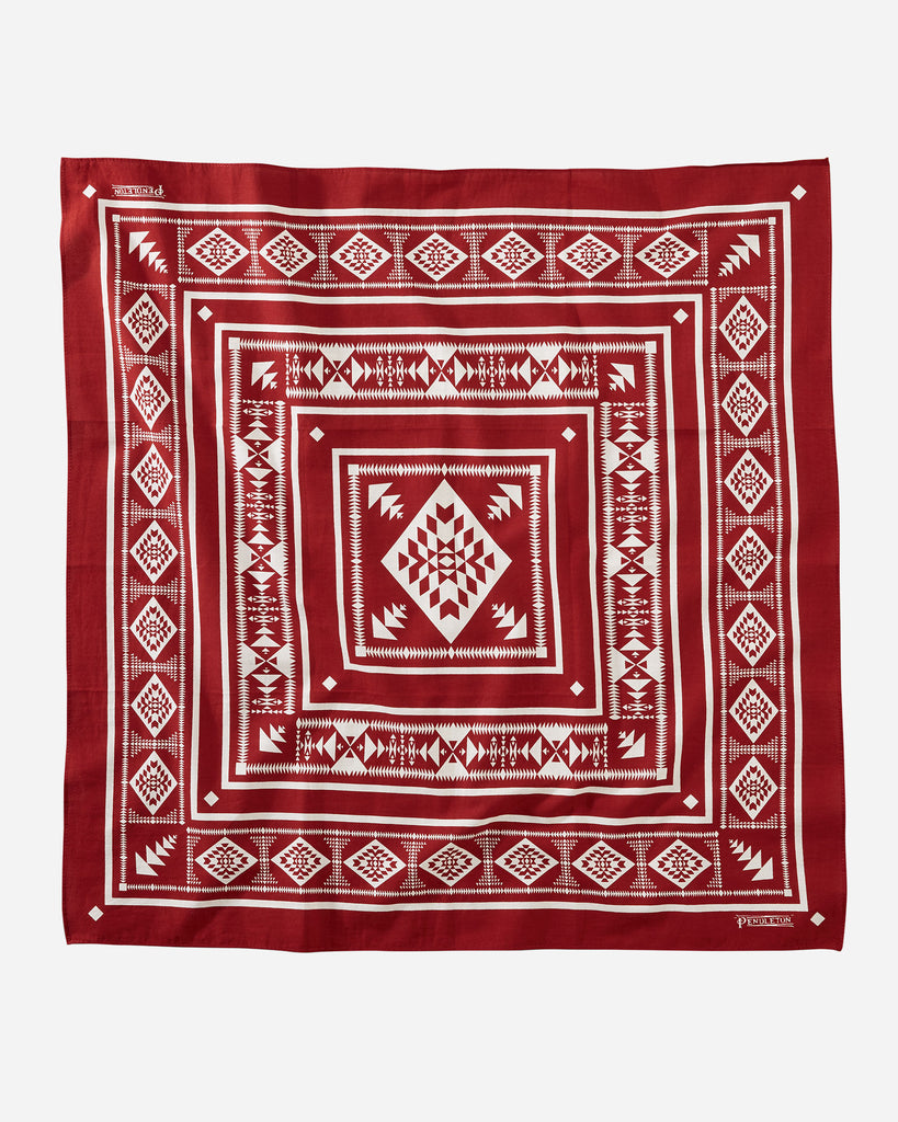 Bandana - Basket Maker Pattern