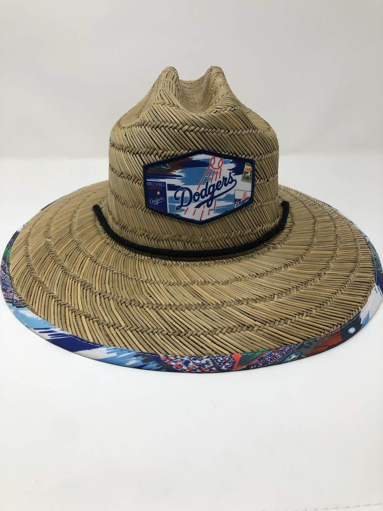 Dodger Straw Hat