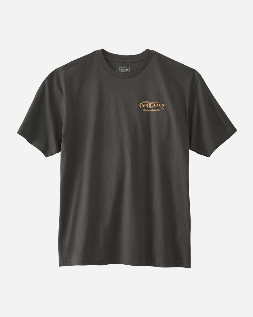 New Pendleton Logo T - black 74004