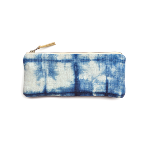 SHIBORI PENCIL CASE