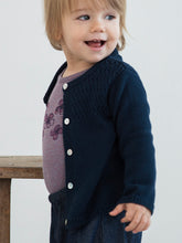 Load image into Gallery viewer, BABY GIRL CARDIGAN