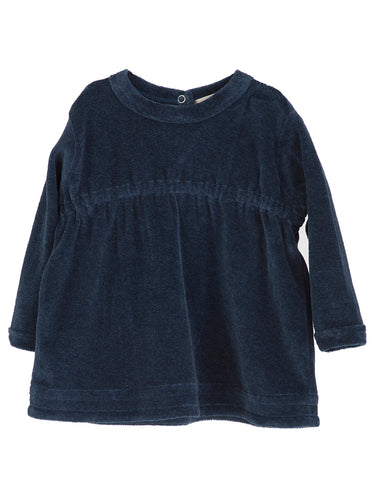 BABY BLOUSE VELOUR