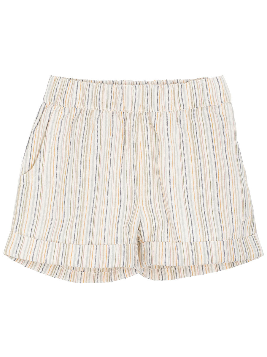 MULTISTRIPE SHORTS