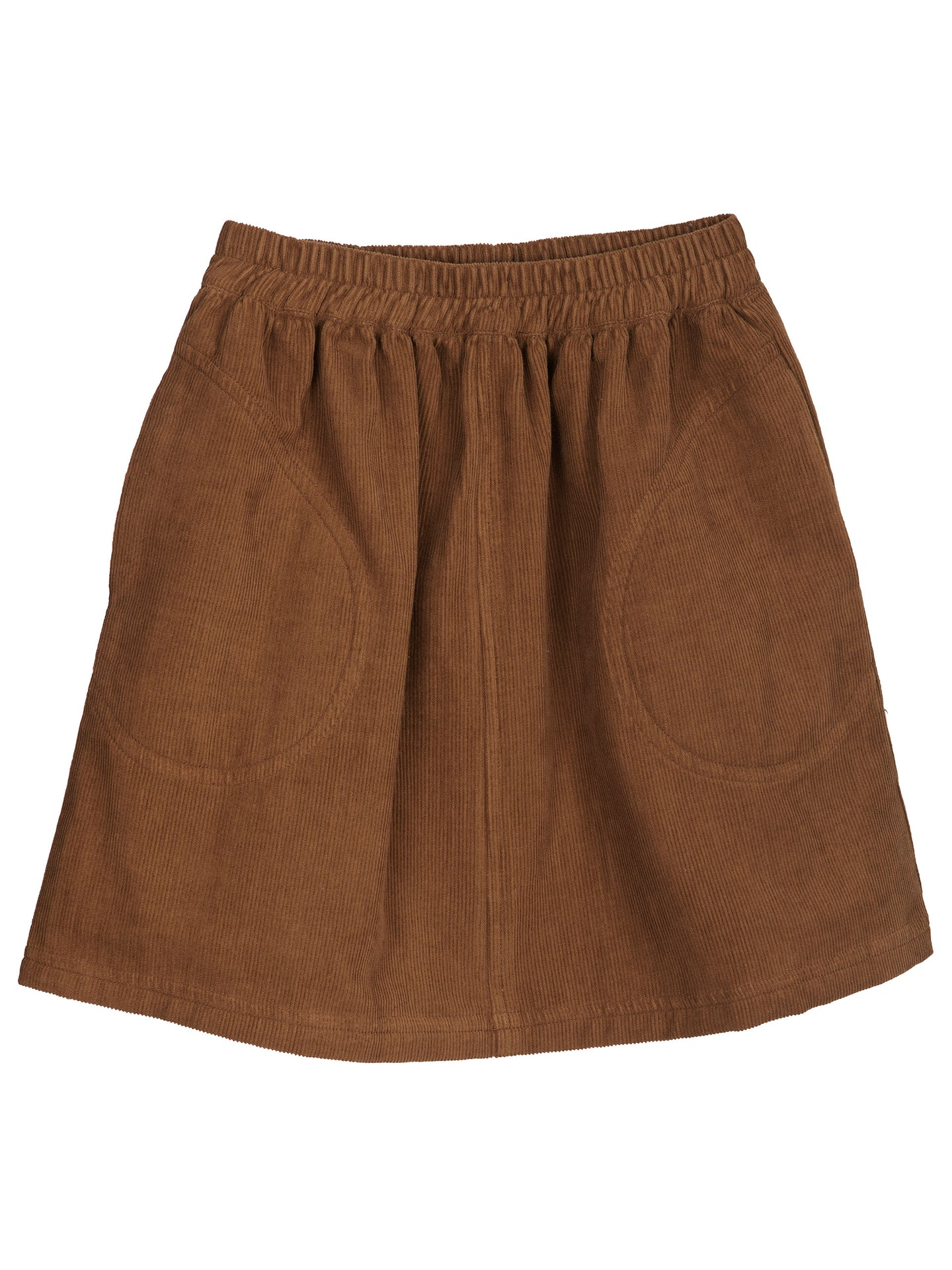 POCKET SKIRT CORDUROY