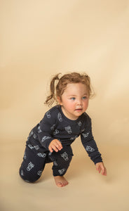ORGANIC PAJAMA SET ROW