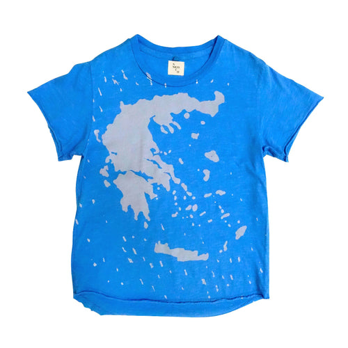 MAP THIS TEE