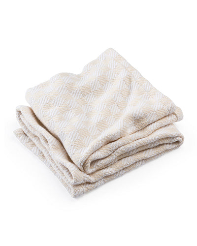 POGONIA COTTON BABY BLANKET