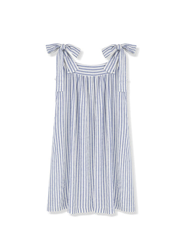 SAINT TROPEZ BOW DRESS