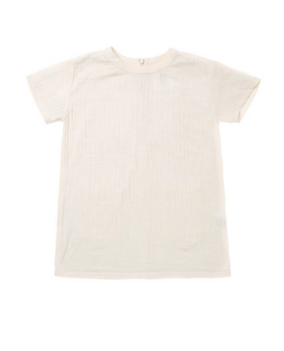 SHIFT GAUZE DRESS