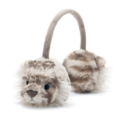 SNOW TIGER EARMUFFS