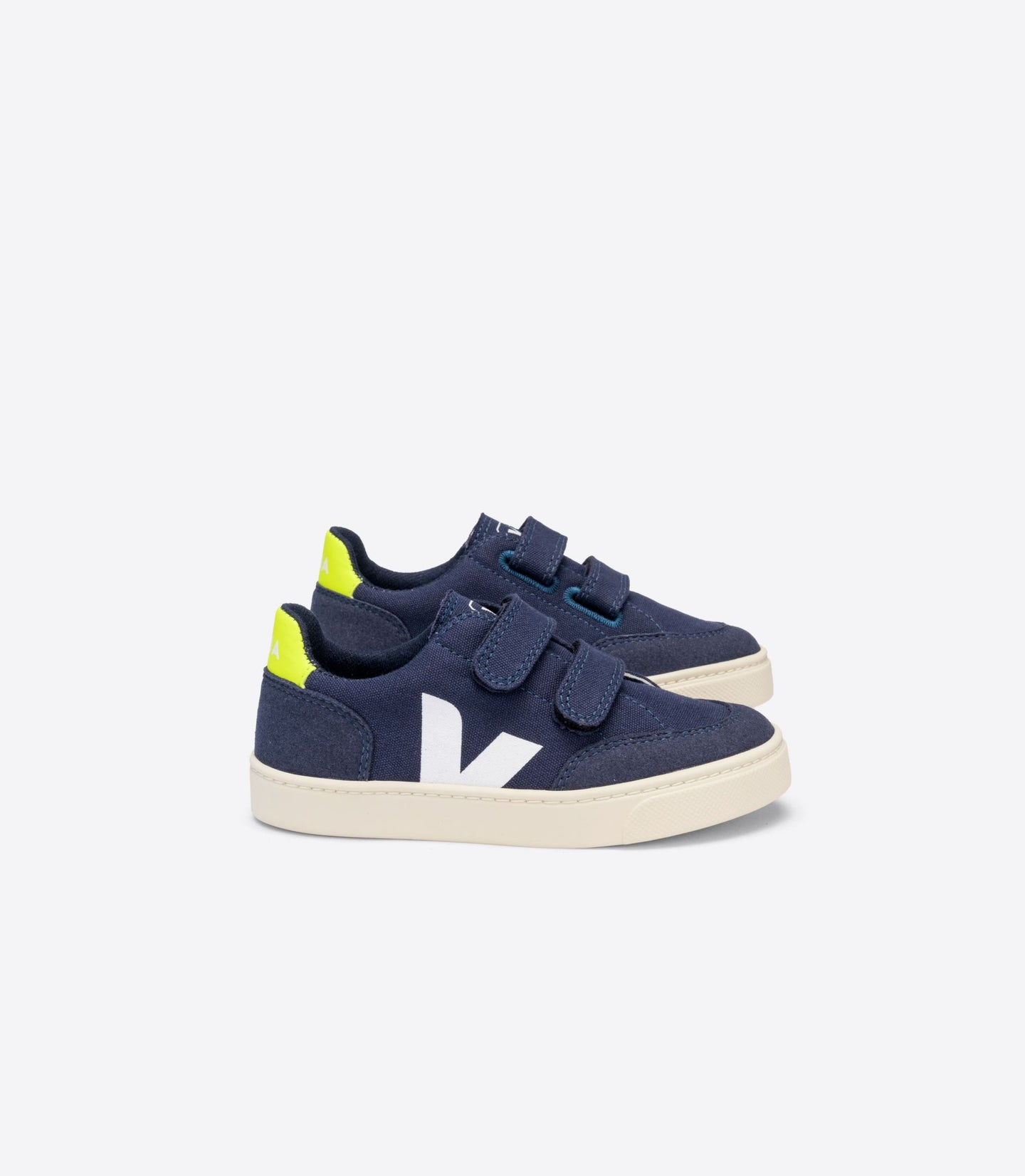 V-12 VELCRO CANVAS SNEAKERS