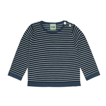 Load image into Gallery viewer, BABY STRIPED BLOUSE