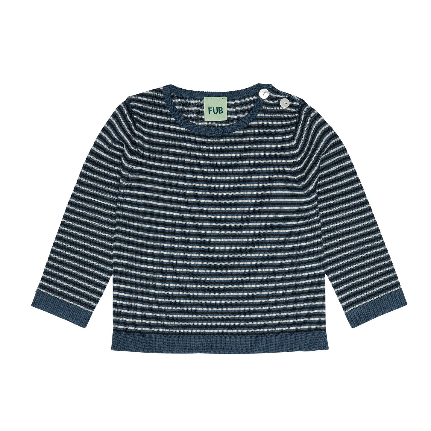 BABY STRIPED BLOUSE