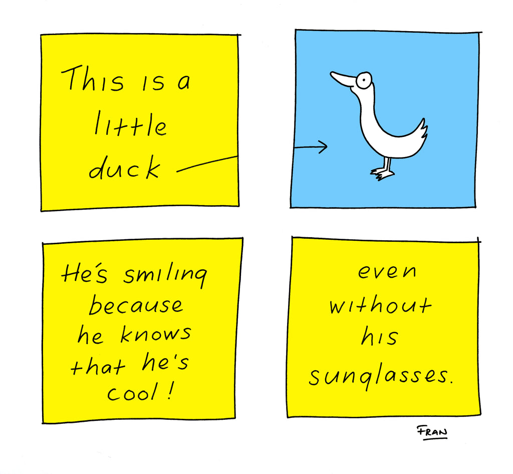 Find your inner duck