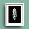 Portrait of Samuel Beckett by Francis Leavey
