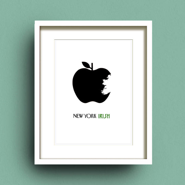 New York Irish by Francis Leavey
