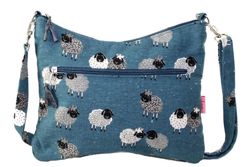 Sheep Cross Body Messenger Bag
