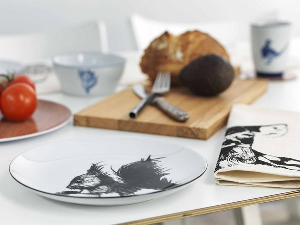 Winter Plates by Anouk