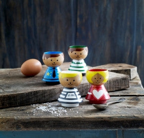 Boy Egg Cups