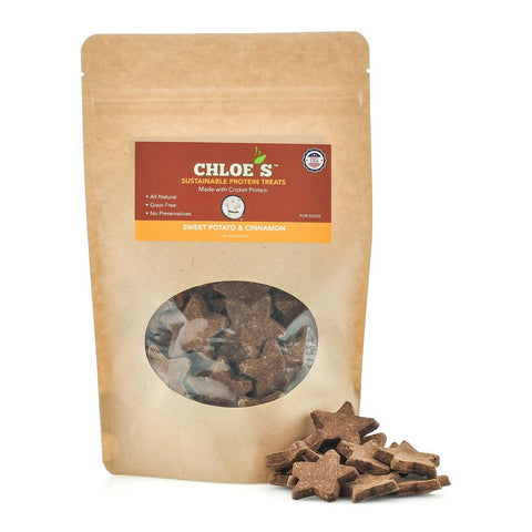 Chloe's Treat Sweet Potato & Cinnamon - Kanine Capital Online Farmer's Market for Dogs