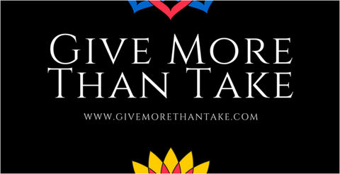 The Give More Than Take Store