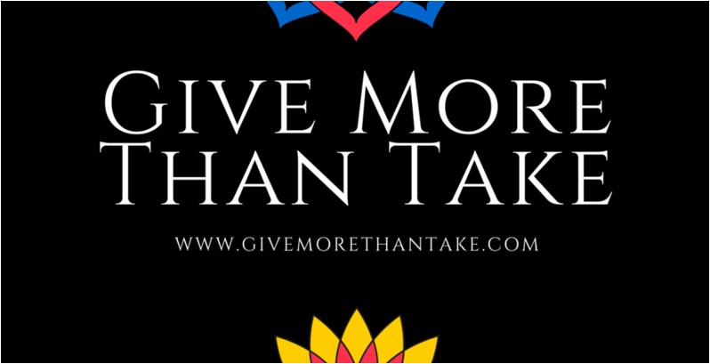 Give More Than Take Store