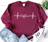 Coffee Pulse Sweatshirt