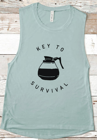 Key to Survival Tank