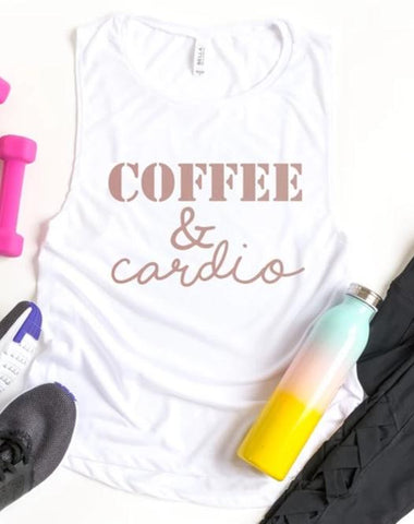 Coffee and Cardio Tank