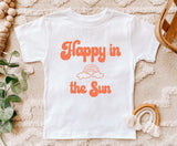 Happy In The Sun Kids Tee/Bodysuit