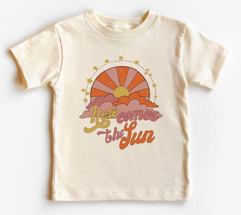 Here Comes The Sun Kids Tee/Bodysuit