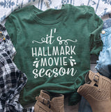 It's Hallmark Movie Season Tee