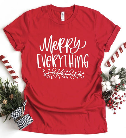 Merry Everything Tee