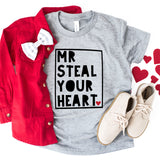 Mr. Steal Your Heart Tee/Bodysuit