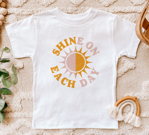 Shine On Kids Tee/Bodysuit