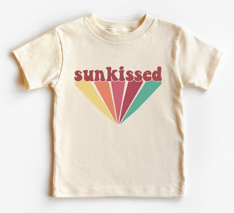 Sunkissed Kids Tee/Bodysuit