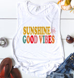 Sunshine & Good Vibes Tank