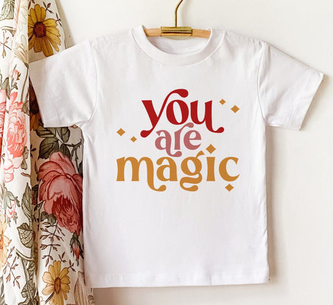 You Are Magic Kids Tee/Bodysuit