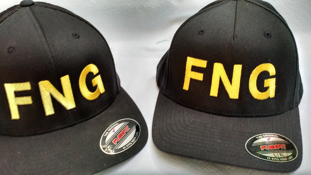 New guy Hat  FNG