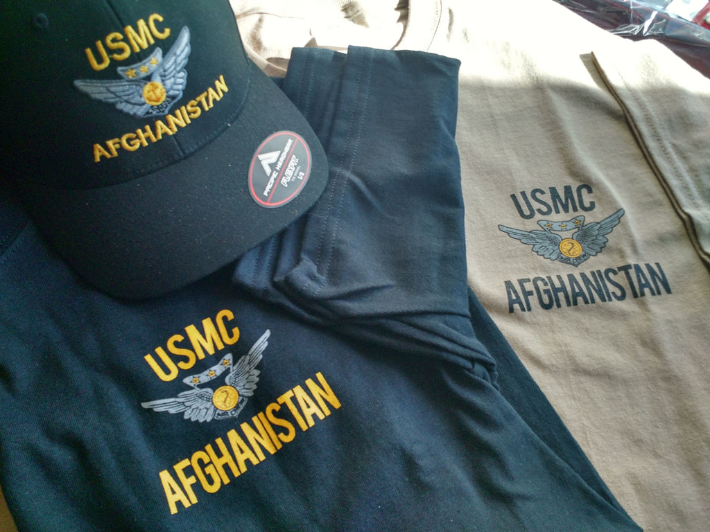 Hat, Afghanistan, black Flexfit