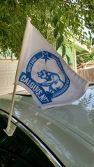 CALGUNS.NET car/truck window flag