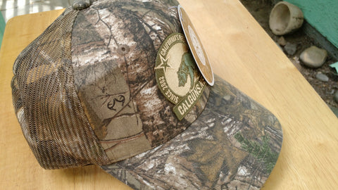 Pro Camouflage Series Cap with Mesh Back C869