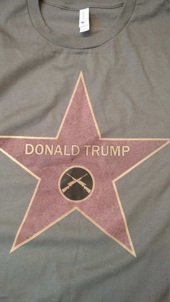 Trump Star (Crossed rifles)