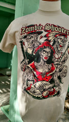Zombie Shooters artwork (short sleeve T-shirt)