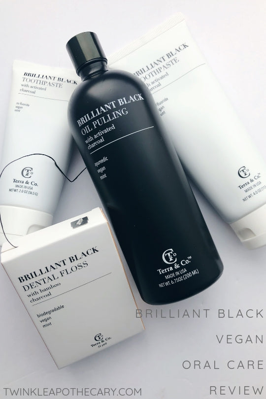Brilliant Black Oral Care Review