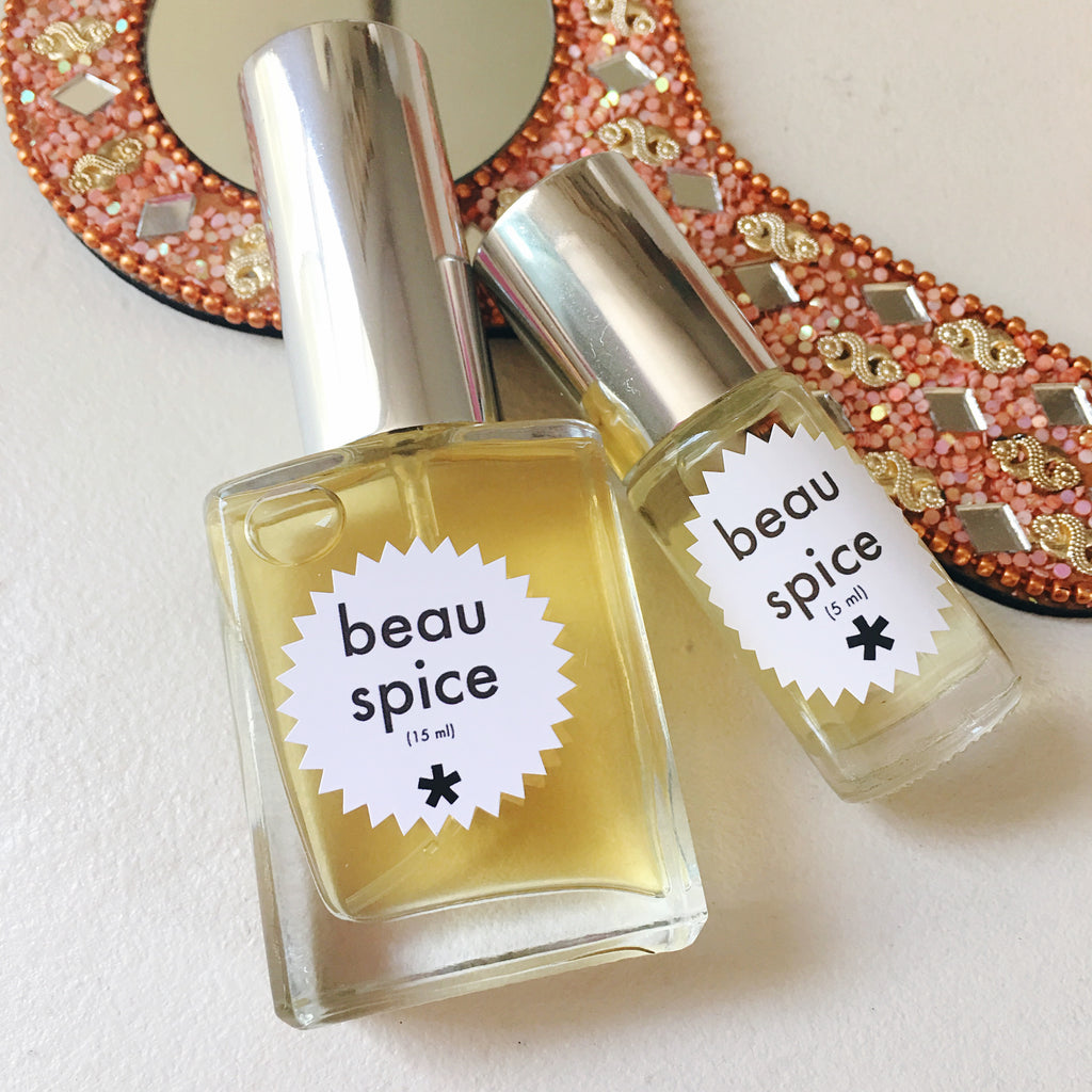 beau spice perfume twinkle apothecary